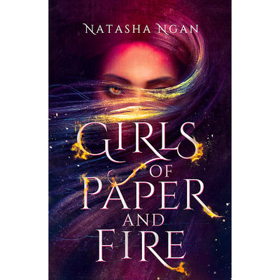 Girls of Paper and Fire Book