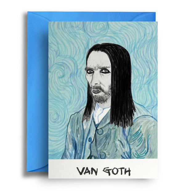 Van Goth - Greetings Card
