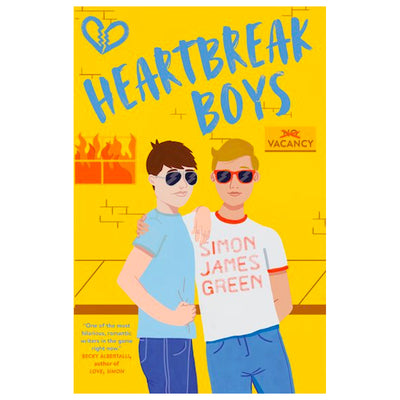 Heartbreak Boys Book