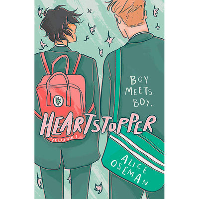 Heartstopper - Volume One Book