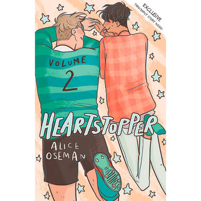 Heartstopper - Volume Two Book