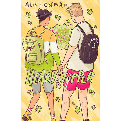 Heartstopper - Volume Three Book