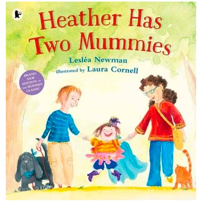 Heather Has Two Mummies Book