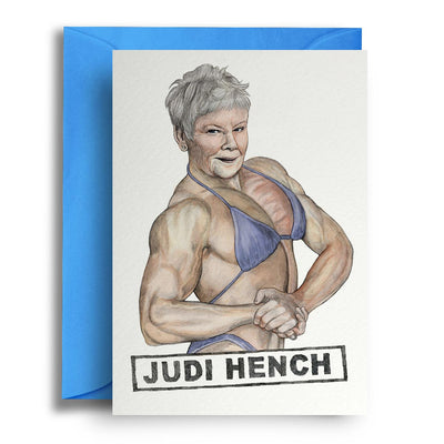 Judi Hench - Greetings Card