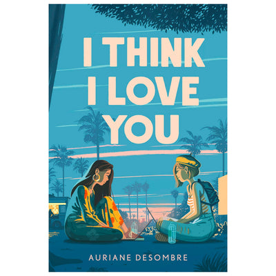 I Think I Love You Book
