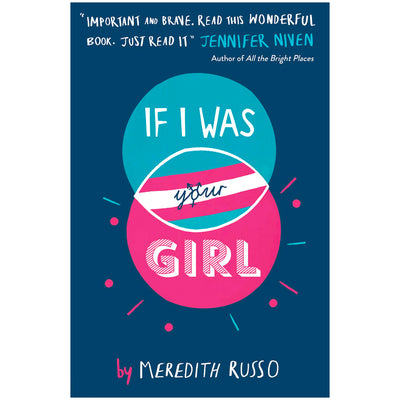 If I Was Your Girl Book