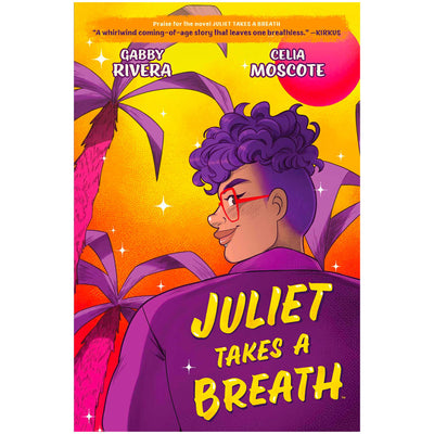 Juliet Takes a Breath - The Graphic Novel Book