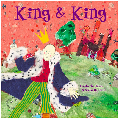 King and King Book