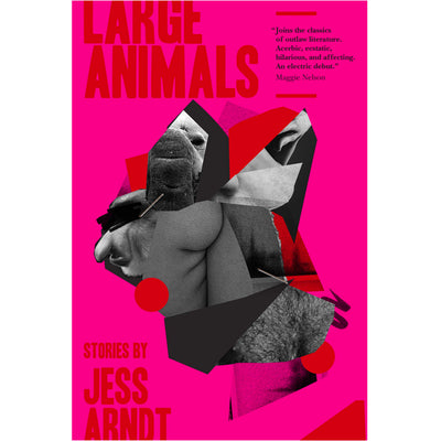 Large Animals - Stories Book
