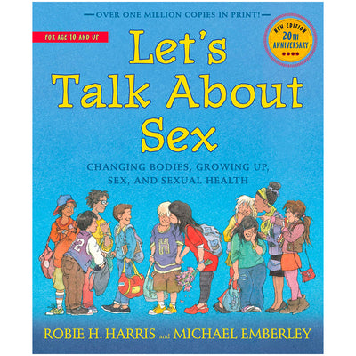 Let's Talk About Sex Book