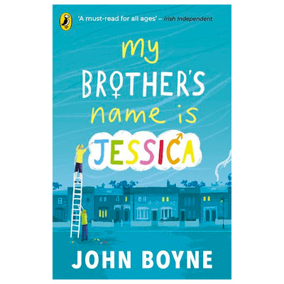 My Brother's Name Is Jessica Book