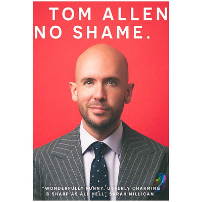 Tom Allen - No Shame (The Memoir) Book