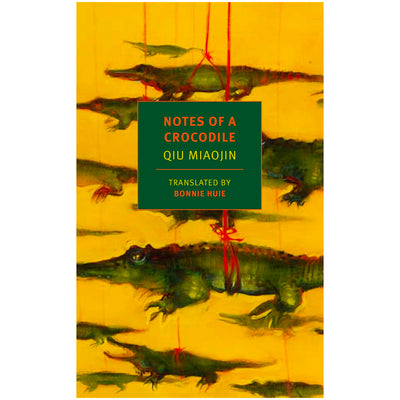 Notes Of A Crocodile Book
