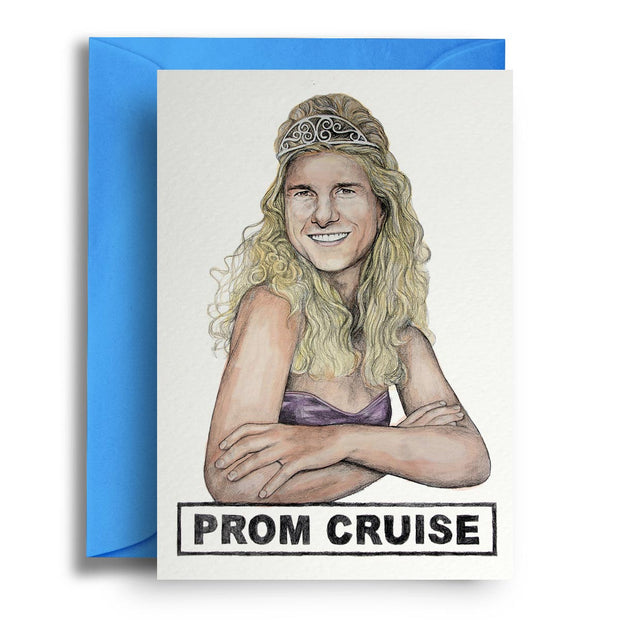 Prom Cruise - Greetings Card