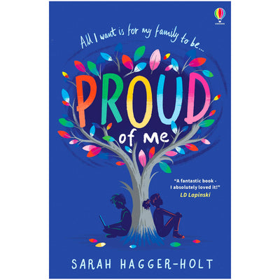 Proud of Me Book
