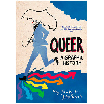 Queer: A Graphic History Book