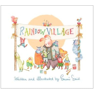 Rainbow Village Book