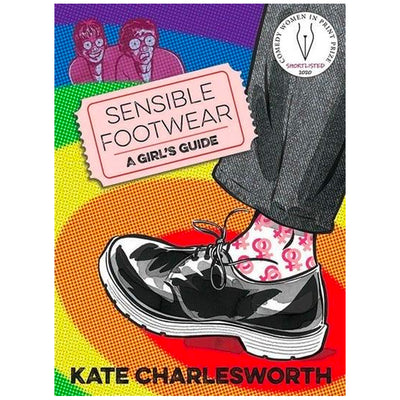 Sensible Footwear- A Girl's Guide Book