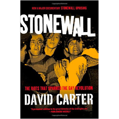 Stonewall - The Riots That Sparked the Gay Revolution Book