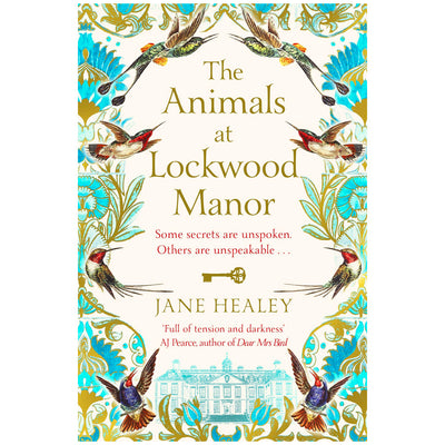 The Animals at Lockwood Manor Book