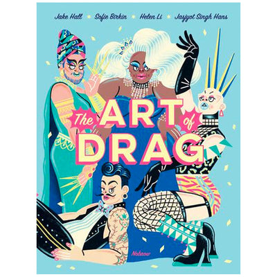 The Art Of Drag Book
