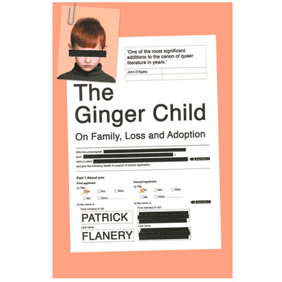 The Ginger Child Book