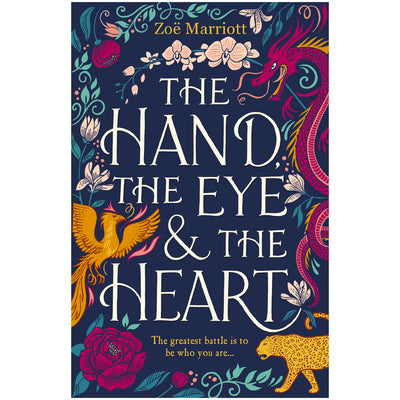 The Hand, The Eye and The Heart Book