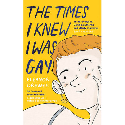 The Times I Knew I Was Gay - A Graphic Memoir Book