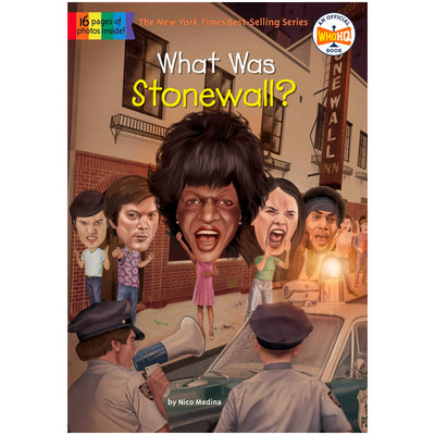 What Was Stonewall? Book