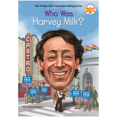 Who Was Harvey Milk?  Book