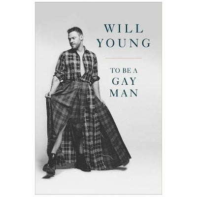 Will Young - To Be A Gay Man Book