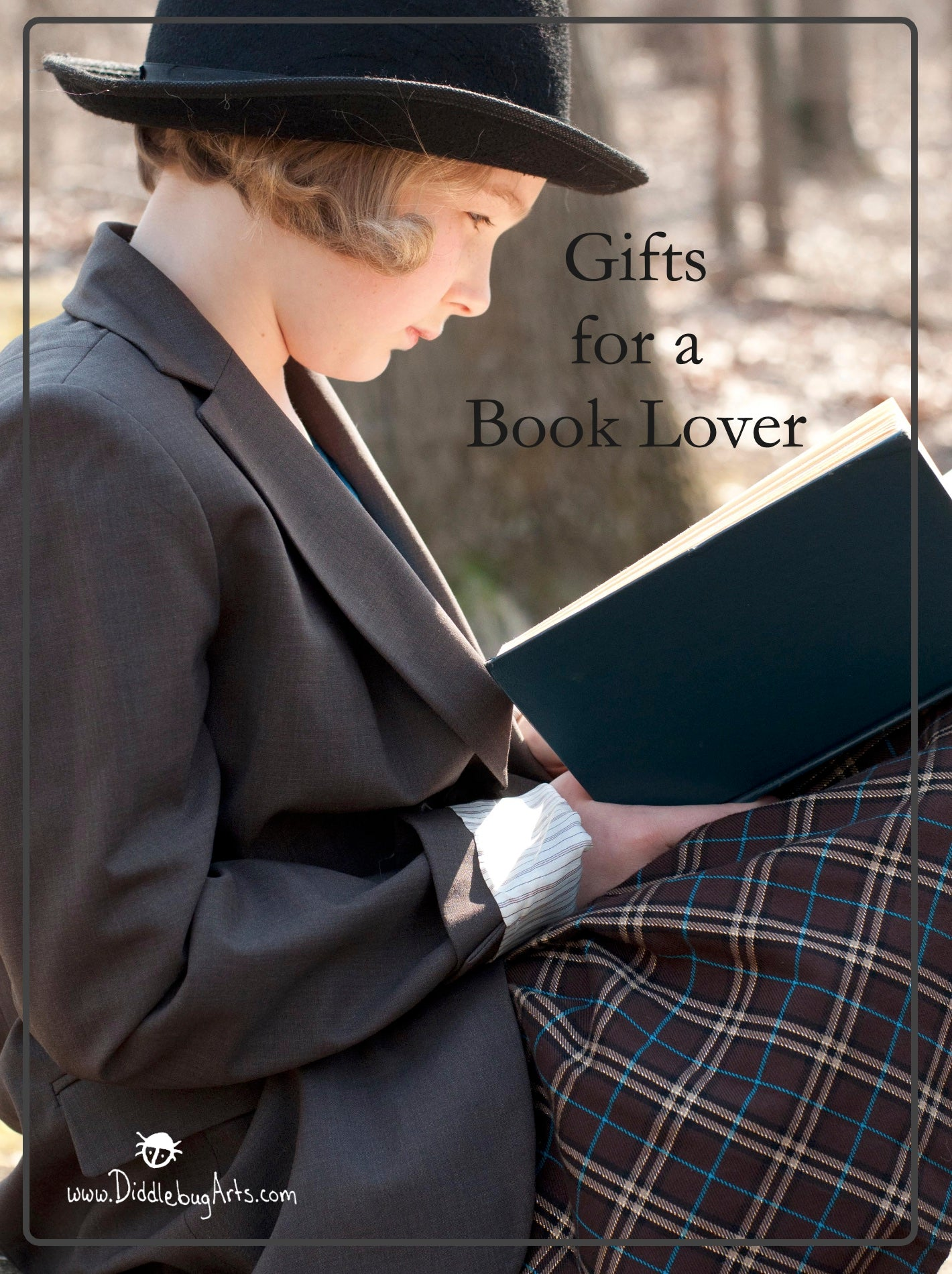 Gifts for a Book Lover Under $50 from Diddlebug