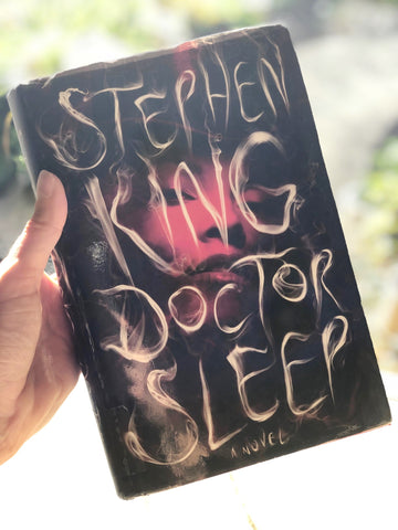Doctor Sleep by Stephen King cover