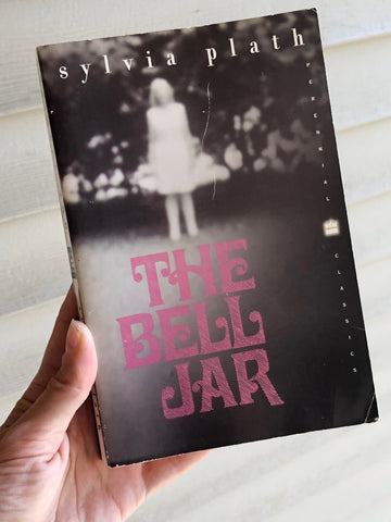 Bell Jar by Sylvia Plath cover