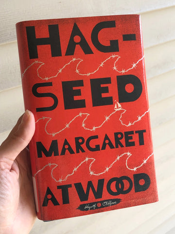 cover of Hag-Seed by Margaret Atwood