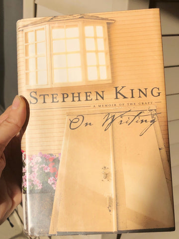 On Writing by Stephen King cover