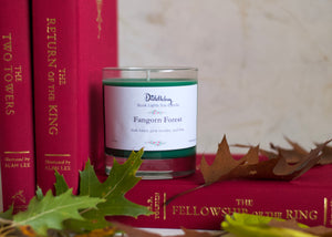 Fangorn Forest Hand-Poured Soy Glass Jar Candle