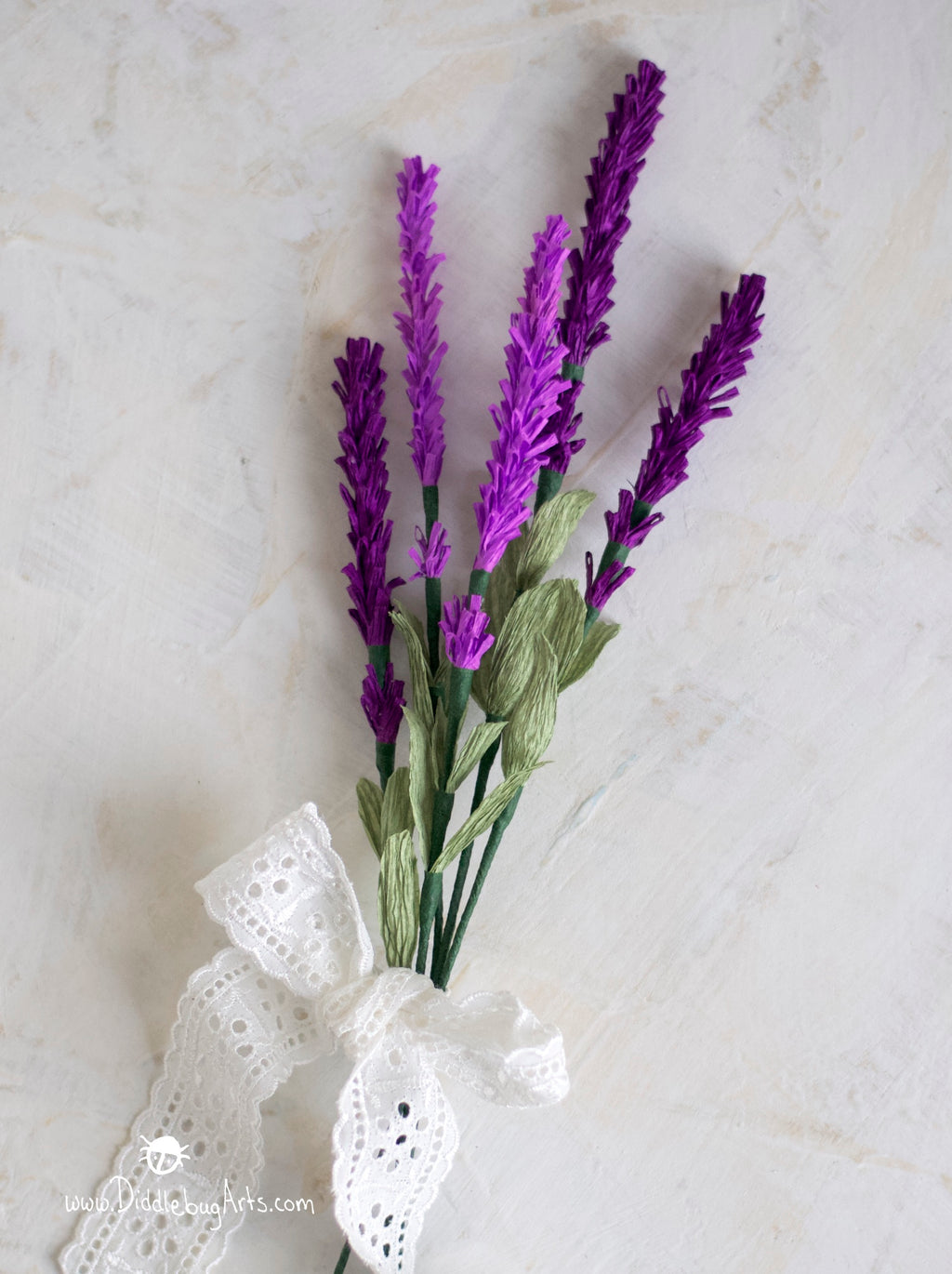 small lavender bouquet