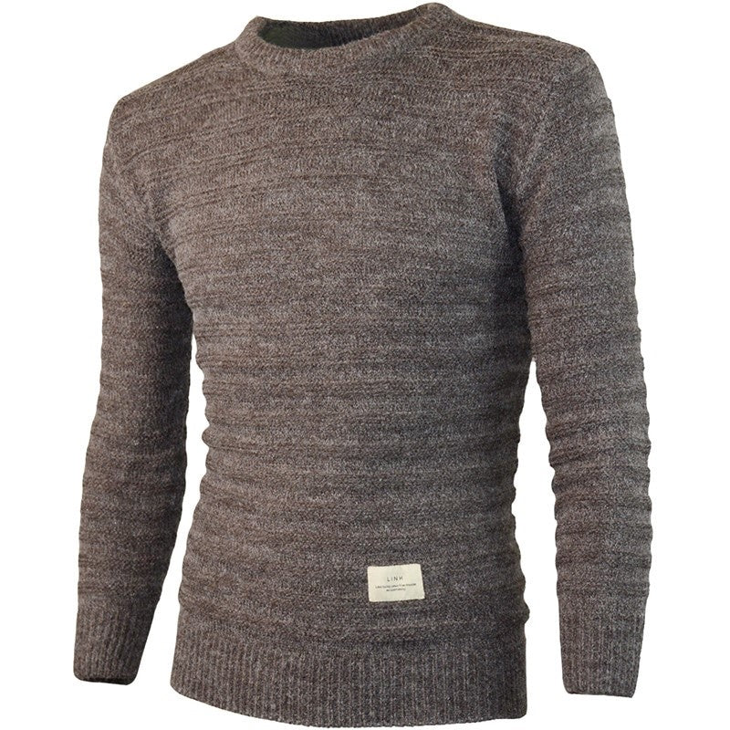 Slim Fit Crewneck Sweater