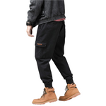 Cargo Pants With Pocket Detail