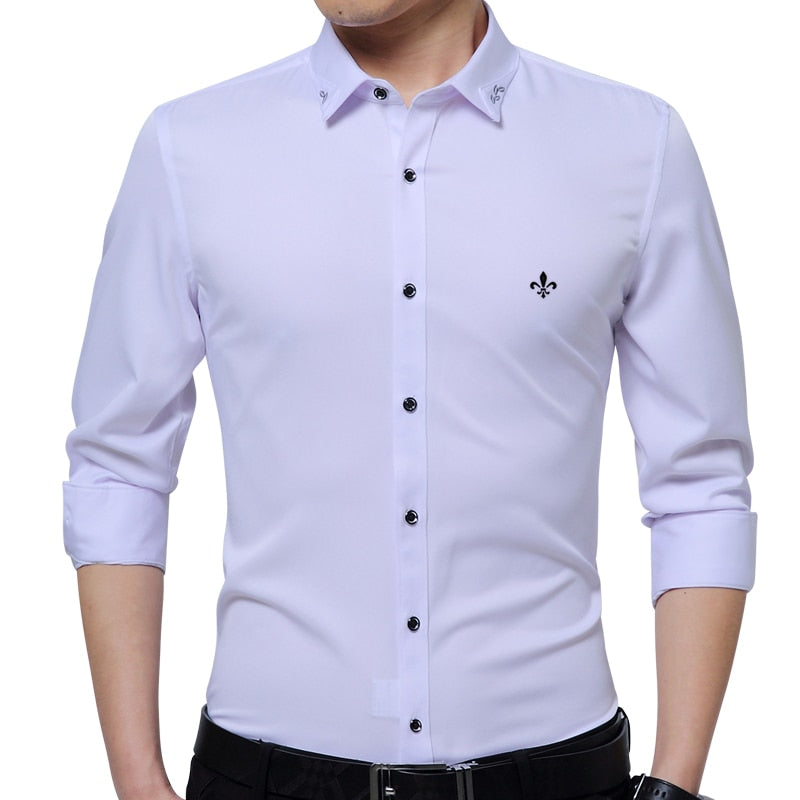 Alberto Button-Down Shirt
