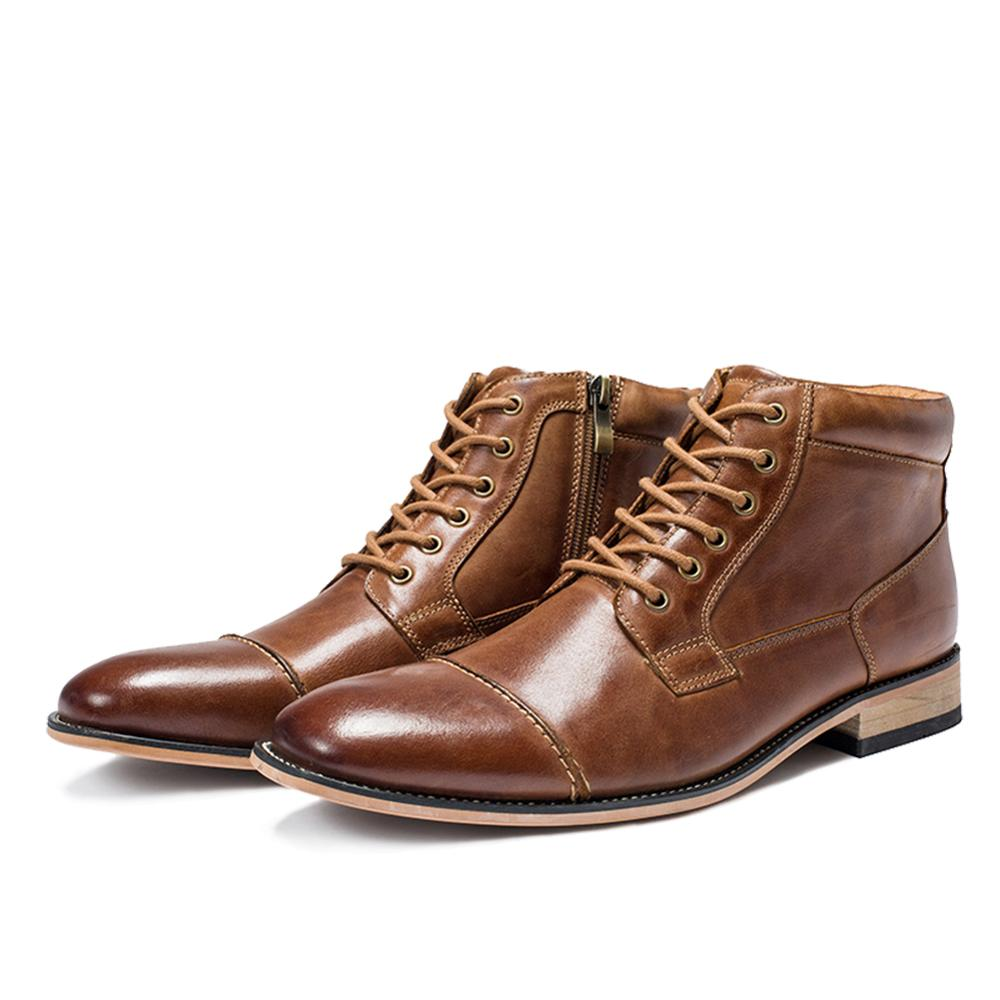 Maurilio Leather Boots