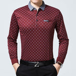 Gaetano Long Sleeve Polo Shirt