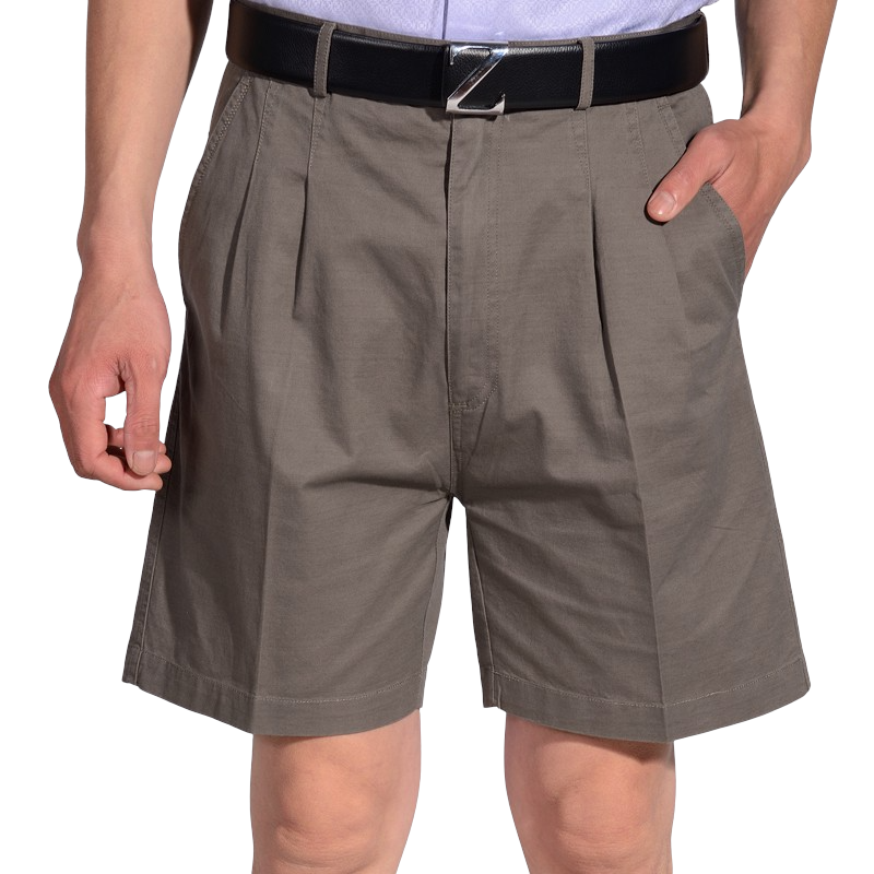 Classic Straight Fit Shorts