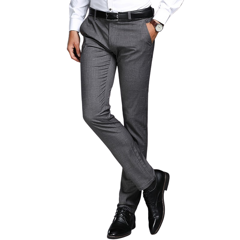 Elegant Casual Fit Pants