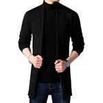 Esthetic Solid Color Cardigan