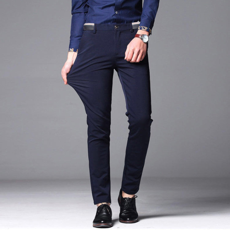 Formal Elastic Chinos