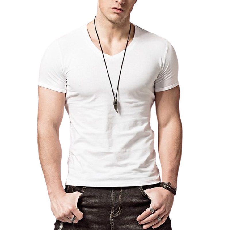 Federico  V-Neck T-Shirt