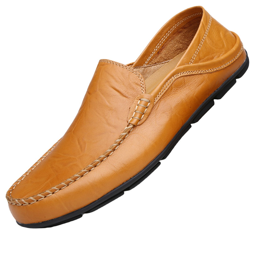 Ilario Casual Leather Loafers