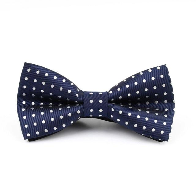 Dotted Bow Tie